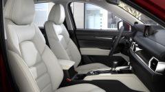 La nuova Mazda CX-5: i sedili anteriori