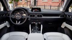 La nuova Mazda CX-5: la plancia