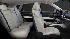 La nuova Mazda CX-5: panoramica dell'abitacolo