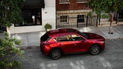 La nuova Mazda CX-5: vista dall'alto