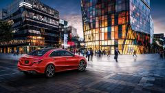 La nuova Mercedes-Benz Classe A berlina