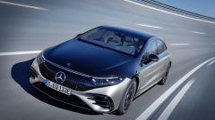 La nuova Mercedes-Benz EQS