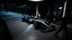 La nuova Mercedes W09 EQ Power+