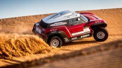 La nuova MINI John Cooper Works Buggy partecipera alla Dakar 2018