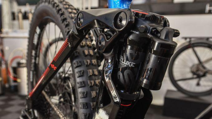 La nuova mountain bike elettrica di Peugeot