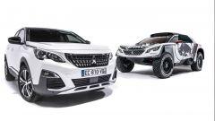 La nuova Peugeot 3008 e la Peugeot 3008 DKR
