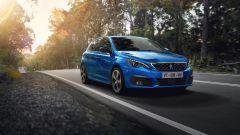 La nuova Peugeot 308 2020