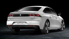 La nuova Peugeot 508 è l'ammiraglia dell'azienda del gruppo PSA