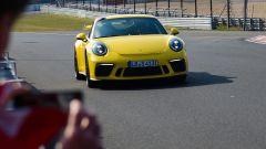 La nuova Porsche 911 GT3 ha girato al Nurburgring in 7:12,7