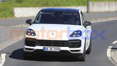 La nuova Porsche Cayenne Coupé GTS