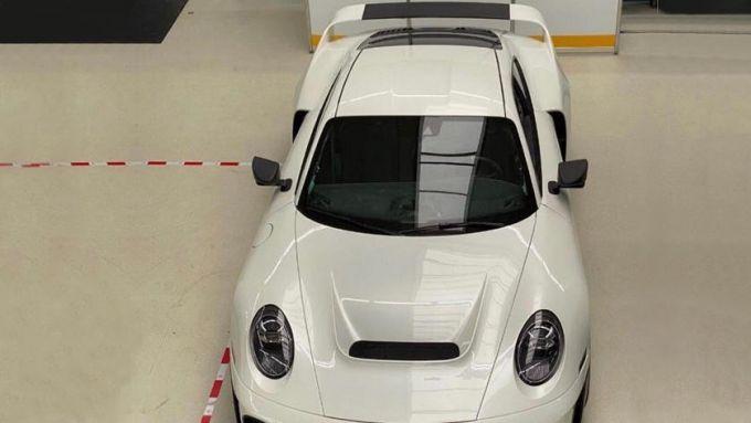 La nuova Porsche Gemballa ispirata alla 959 sarà motorizzata RUF