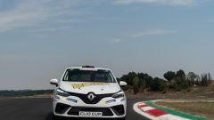 La nuova Renault Clio Cup 2021 in pista