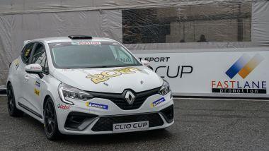 La nuova Renault Clio Cup 2021 presentata a Monza