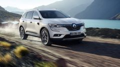 La nuova Renault Koleos ha la trazione integrale ALL MODE 4x4-i