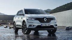 La nuova Renault Koleos nasce sulla base della piattaforma modulare CMF Nissan-Renault