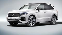 Nuova Volkswagen Touareg 2018: visore notturno e 4 ruote sterzanti