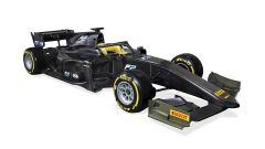 La nuova vettura di Formula 2 2018