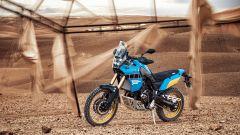 La nuova Yamaha Ténéré 700 Rally Edition