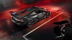 La one-off Lamborghini SC18 che potrebbe essere la base per la Hypercar di Le Mans 2021