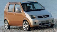 La Opel Concept, presentata a Ginevra 1999