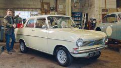 La Opel Kadett del '63 usata in Top Gear da Richard Hammond