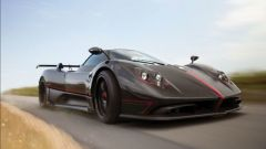 La Pagani Zonda Aether battuta all'asta