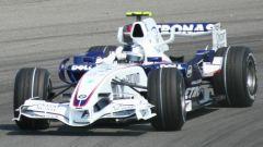 ...la parentesi 2005-2010 in cui si chiamerà BMW Sauber