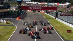 F1 GP Suzuka Giappone 2018: gli orari tv Sky e TV8