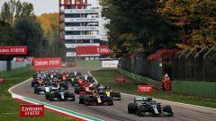 Formula 1 GP Emilia Romagna 2021, Orari Sky e TV8, risultati, meteo