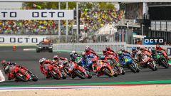 Calendario MotoGP 2022, ecco quello provvisorio!