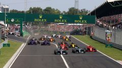 GP Ungheria 2019, Hungaroring: orari tv Sky e TV8