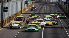 La partenza del Macau Grand Prix 2019