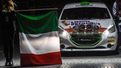 Damiano De Tommaso è pilota ufficiale Peugeot Sport Italia con la 208