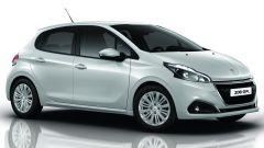La Peugeot 208 GPL è disponibile a 3 e a 5 porte negli allestimenti Access, Active ed Allure