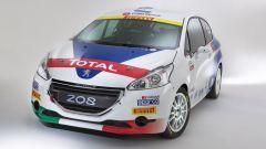 La Peugeot 208 R2 di Pollara - Peugeot Sport Italia