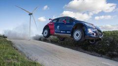 La Peugeot 208 T16 - Rally del Portogallo, WRC 2017