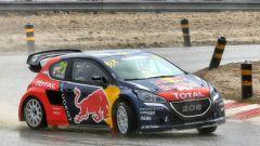 La Peugeot 208 WRX alla conquista di Hockenheim - Immagine: 3