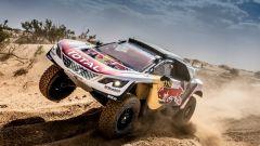 La Peugeot 3008 DKR al Rally del Marocco 2017
