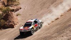 La Peugeot 3008 DKR, le detentrice del titolo Dakar