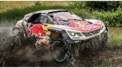 Le Peugeot 3008 DKR Maxi sono pronte per la Dakar 2018 - Immagine: 2