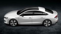 La Peugeot 508 sarà proposta ad un prezzo di partenza di 30.450 euro