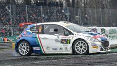 La Peugeot del duo Ucci-Ussi - MonzaRallyShow