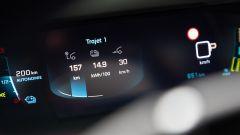 La Peugeot e-208: il quadro strumenti i-Cockpit 3D