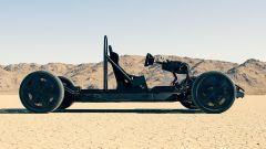 La piattaforma della start-up Canoo per realizzare veicoli elettrici standardizzati