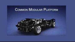La piattaforma modulare PSA CMP