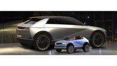 La piccola elettrica Hyundai e il concept Hyundai 45