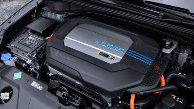 La pila a combustibile di Hyundai Nexo