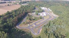 La pista esterna del kartodromo di Kerpen
