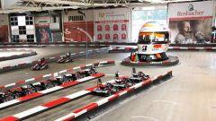 La pista interna del kartodromo di Kerpen