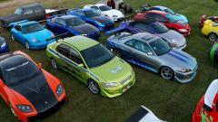 La più grande collezione al mondo di auto di Fast and Furious